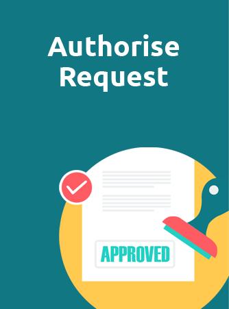 Authorise Request
