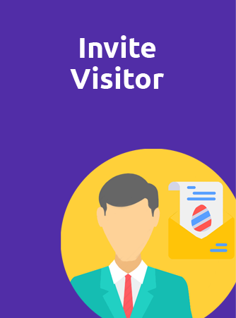 Invite Visitor