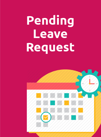 Pending Leave Request