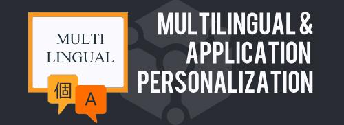Multilingual-&-application-personalization123