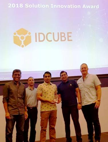 IDCUBE team