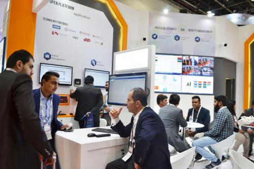 IDCUBE solutions @intersec2019