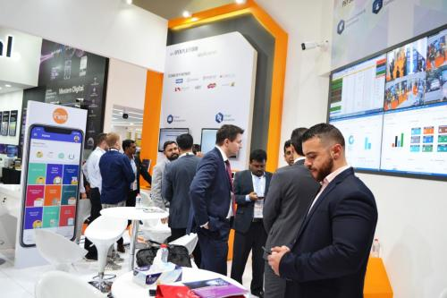 intersec 2019 IDCUBE